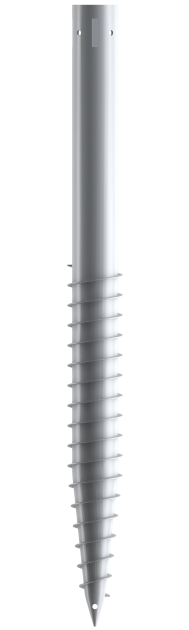 58302 - TDS FIRST BASE PRO Series - V-89 x 2100mm SCREW TIP